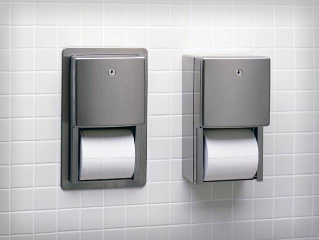 McClain Associates Toilet And Bath Accessories Sales And - Commercial bathroom products